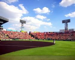 セリーグCS1stステージ第1戦(2013/10/12@甲子園球場 阪神タイガース対広島東洋カープ)