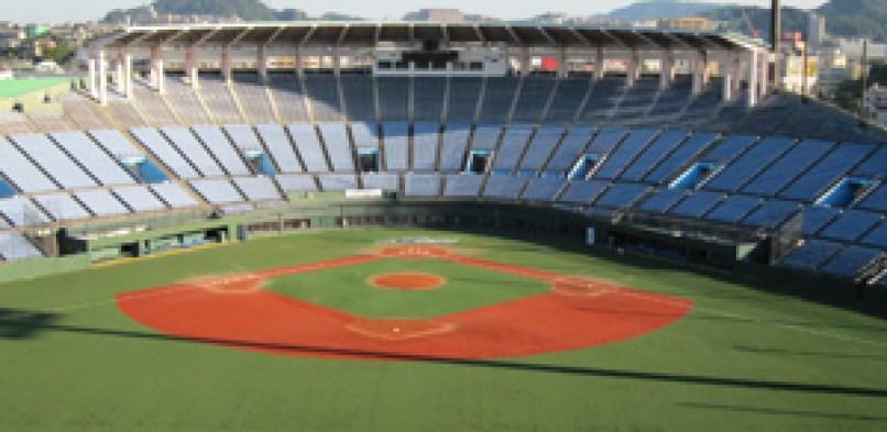 【座席表】長崎県営野球場(ビッグNスタジアム)座席情報