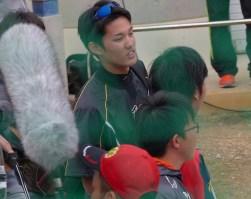 【サイン会】2014阪神タイガース春季キャンプ@宜野座 2/5