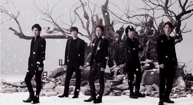 "Arashi Releases ""Sakura"" music video"