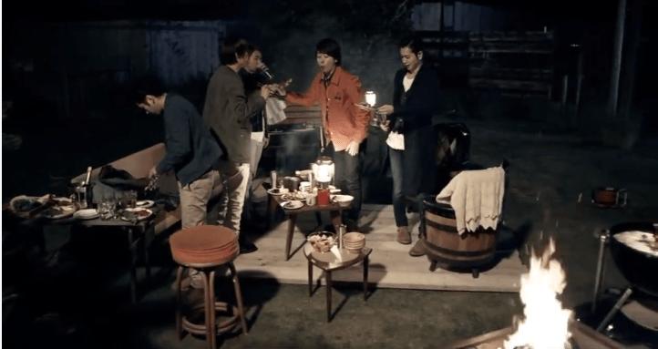 """Arashi shoots outdoor PV for """"Aozora no Shita, Kimi no Tonari"""""""