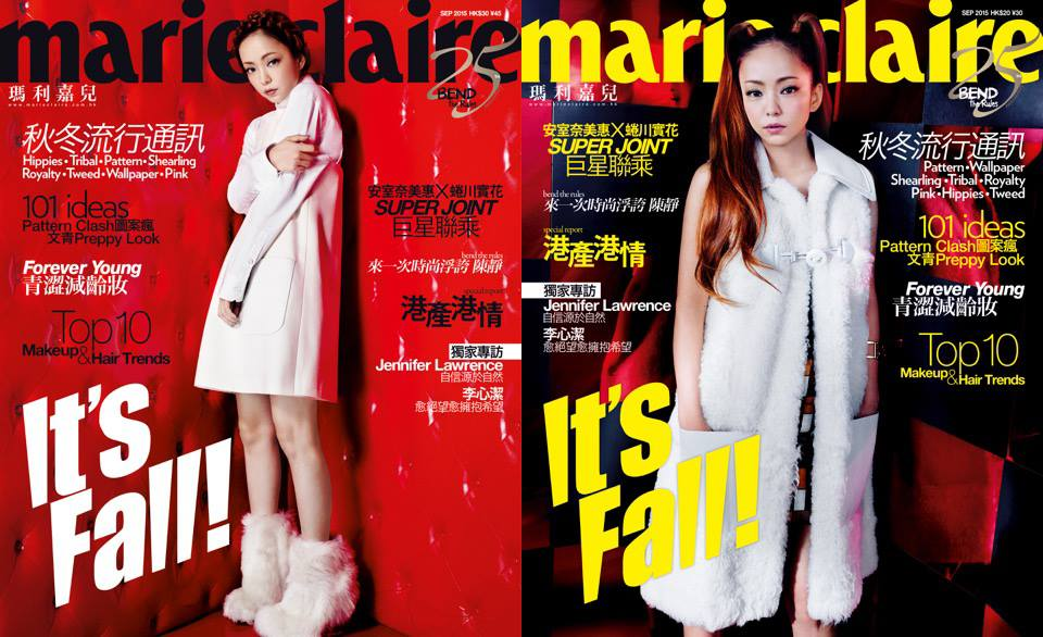 """Namie Amuro collaborates with SHOW-YA & releases another PV for """"Golden Touch"""""""