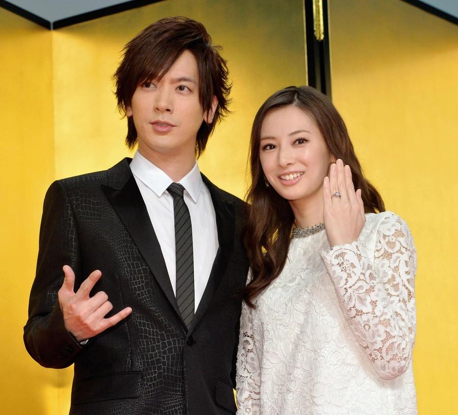 Kitagawa Keiko and DAIGO Are Married