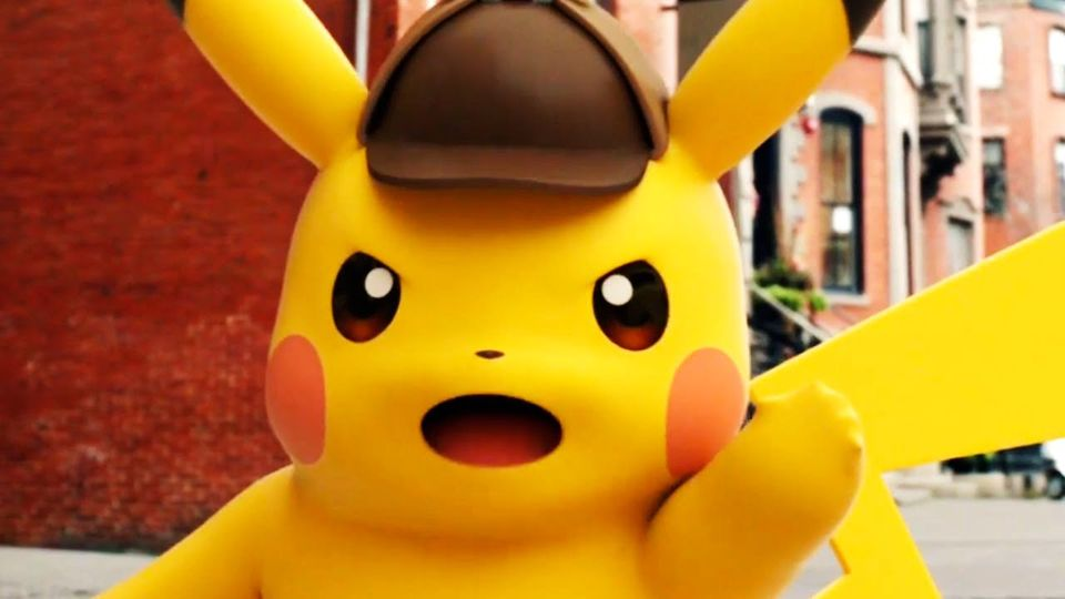 Legendary's Pokemon live-action is a go, will be about Detective Pikachu