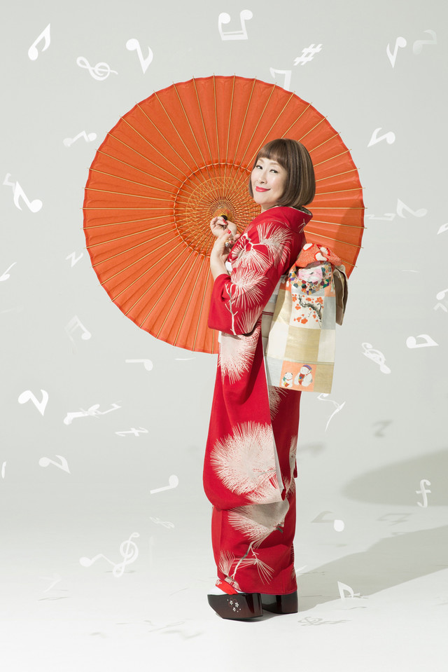 "Akiko Yano to Release 40th Anniversary Best Album ""Yano Sanmyaku"""