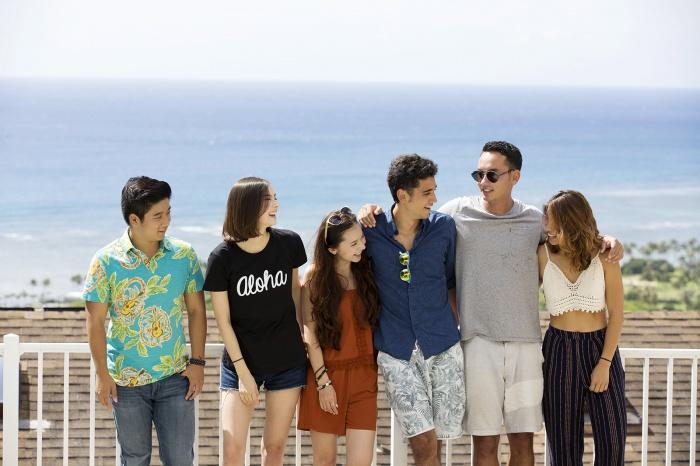 Meet the Housemates of Terrace House: Aloha State!