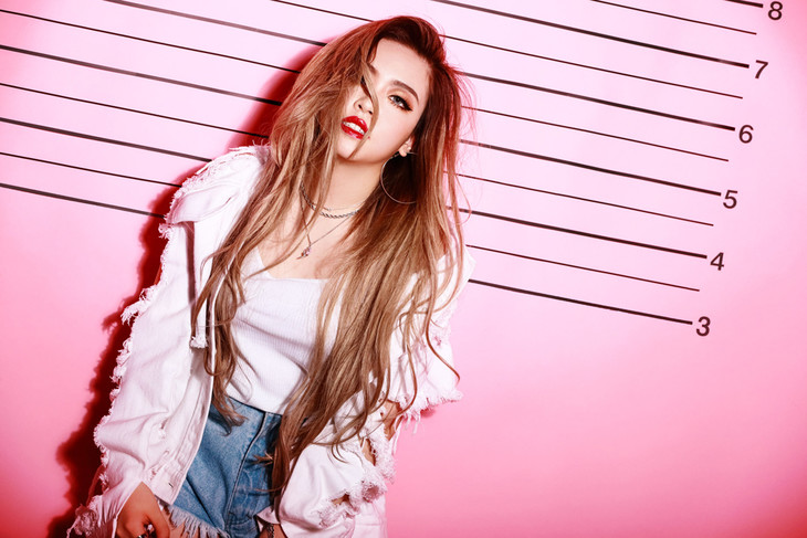 Rookie rap artist CHANMINA to make major debut