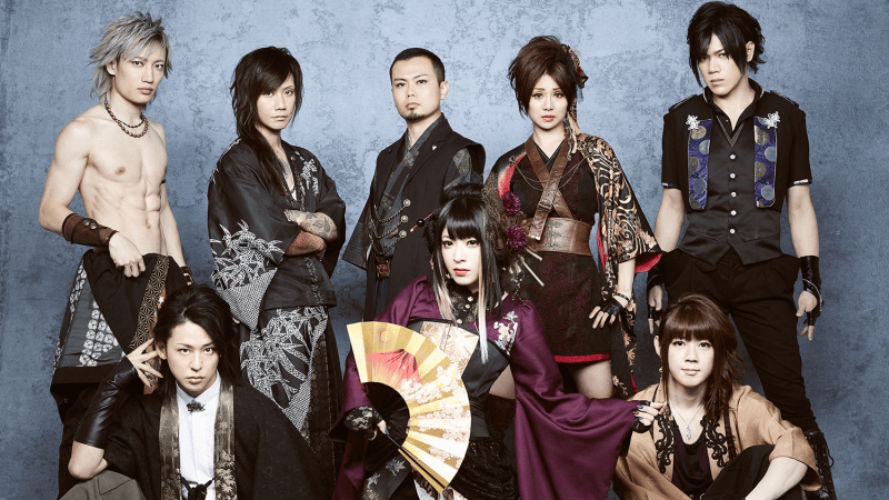 Wagakki Band to release new album