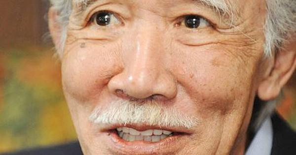 Actor Shunji Fujimura passes away at 82