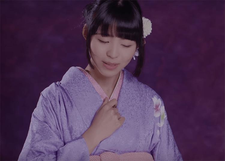 """Yufu Terashima goes enka in """"Shuuten, Watashi"""" MV"""