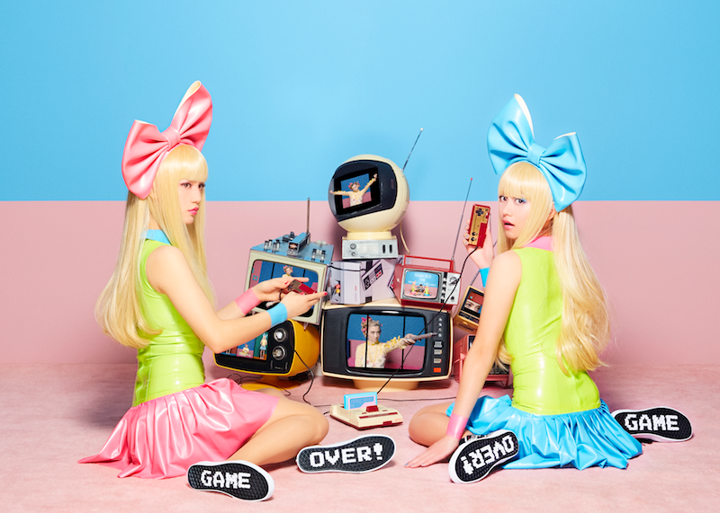 Mannequin duo FEMM to perform in the UK and Denmark this week