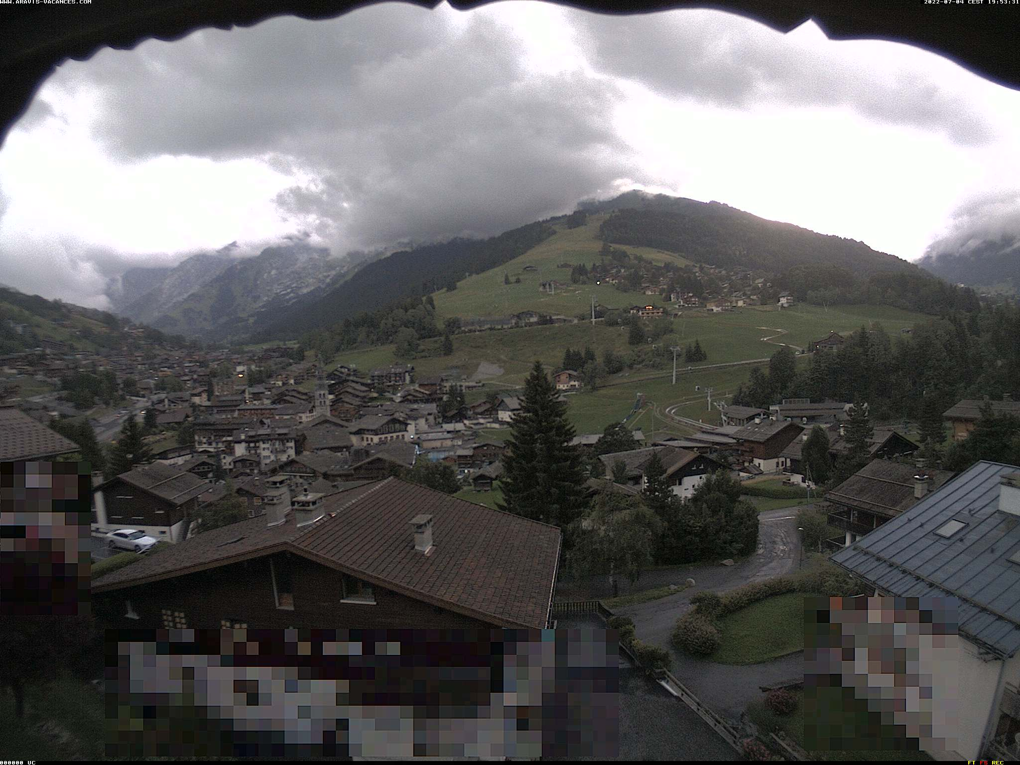 Web Cam La Cluzaz La Clusaz Accommodation Ski Resort In The French Alps For