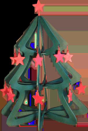 Arbol de Navidad Alternativo