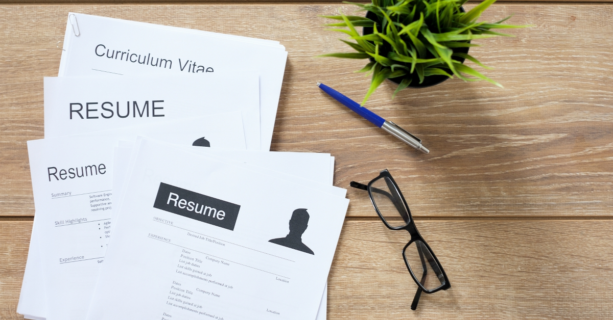 7 resume tips to help you land that next job