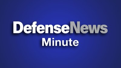 Defense News Minute, May 24, 2018