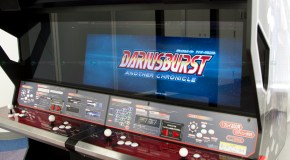 Darius Burst Another Chronicle's widescreen makes it into Guinness