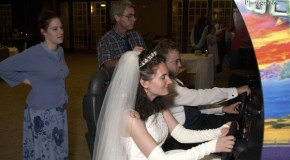 How to Spice Up your Wedding & Reception: Have an Arcade Gameroom!