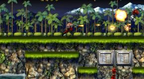 Konami's China-Only Contra Evolution Revolution Arcade