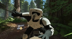 Exclusive: Screenshots & More Details on Bandai Namco's Star Wars Battle Pod