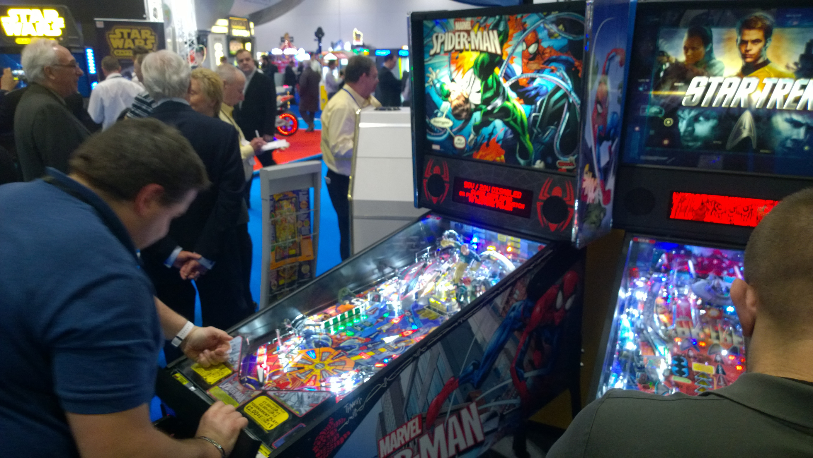 real arcade games