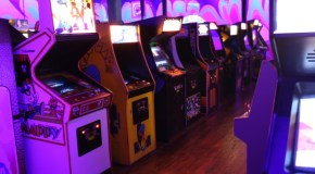 Arcade Expansions: Ground Kontrol (OR); Robot City Games (NY); Boss Battle Games (IN)