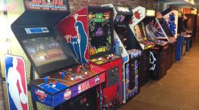 New Arcade Watch:  Bit Bar Salem (MA); Shelter Arcade Bar (RI); Playtyme Concessions (NC); Hi-Tech Arcade (NC); Flippers Family Arcade (WY); Up-Down Arcade (MN)