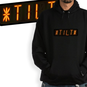 *TILT* Pinball Score Display.