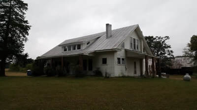 I2 Ingram House Farmhouse Deconstruction Salvage