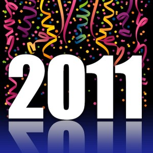 Happ New Year 2011 image
