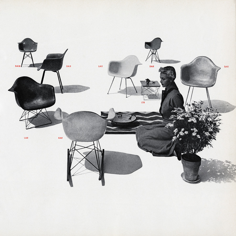 Charles & Ray Eames Exhibition: Charles & Ray Eames. The Power Of Design ...