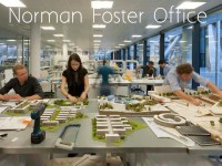 Norman Foster Office | ARCH-student.com