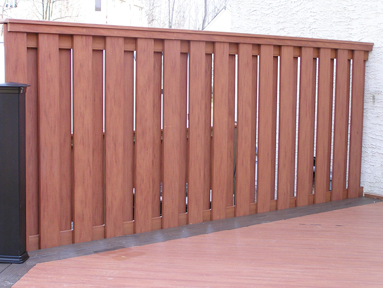 Privacy Screens Archadeck Custom Decks Patios Sunrooms