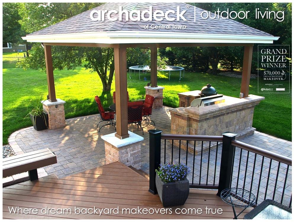 Outdoor Living An Outdoor Living Space Patios Porches