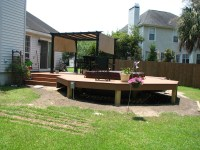 Timbertech XLM Deck in Mt Pleasant, SC   Archadeck of ...
