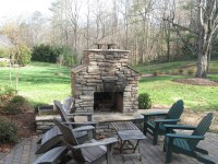 outdoor firepit | Archadeck of Charlotte