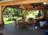 Let the sun shine through with an open porch design in ...