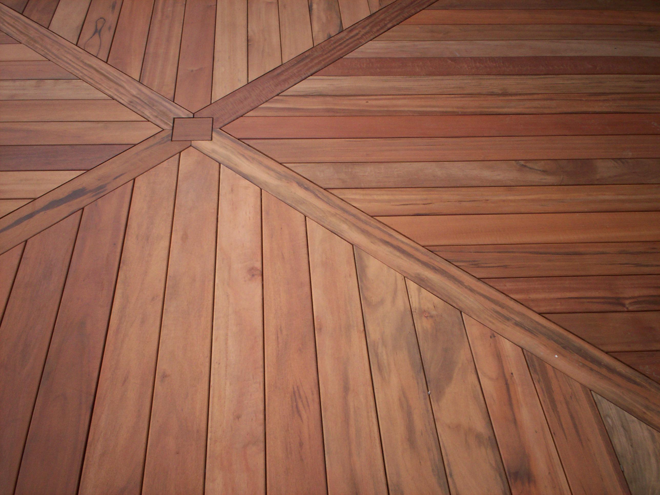 Custom Decks With Floor Board Patterns St Louis Decks