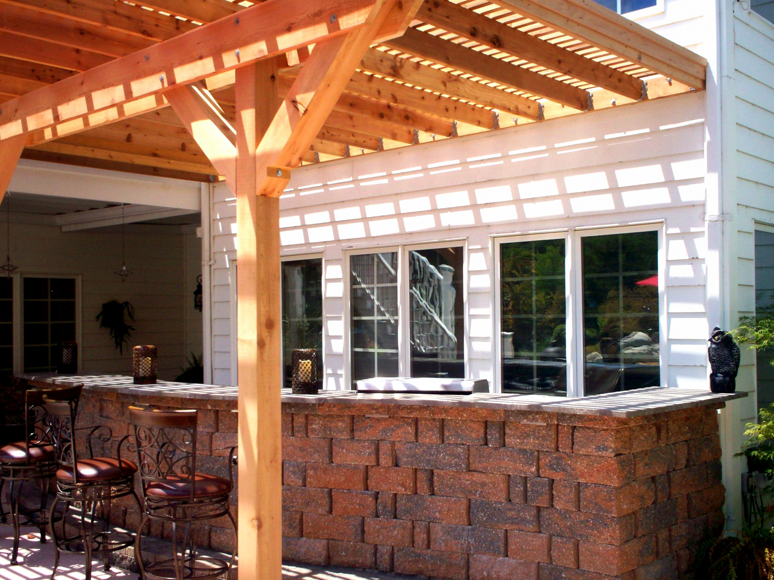 Pergola Designs Pergola Designs St Louis Decks Screened Porches Pergolas By