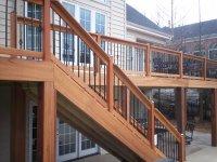 St. Louis  Decks With Railing   St. Louis decks, screened ...