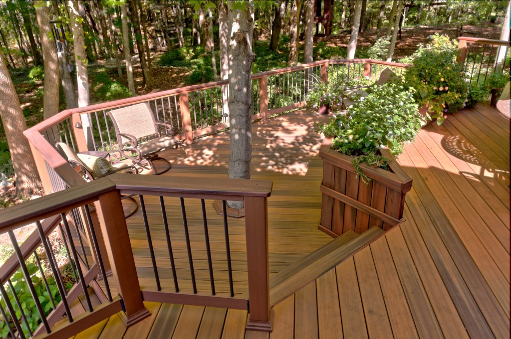 How To Build Decking Rails Archadeck in St. Louis: What makes a deck or screen porch ...