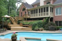 Deck, Pergola, and Porch Designs for Pools | St. Louis ...