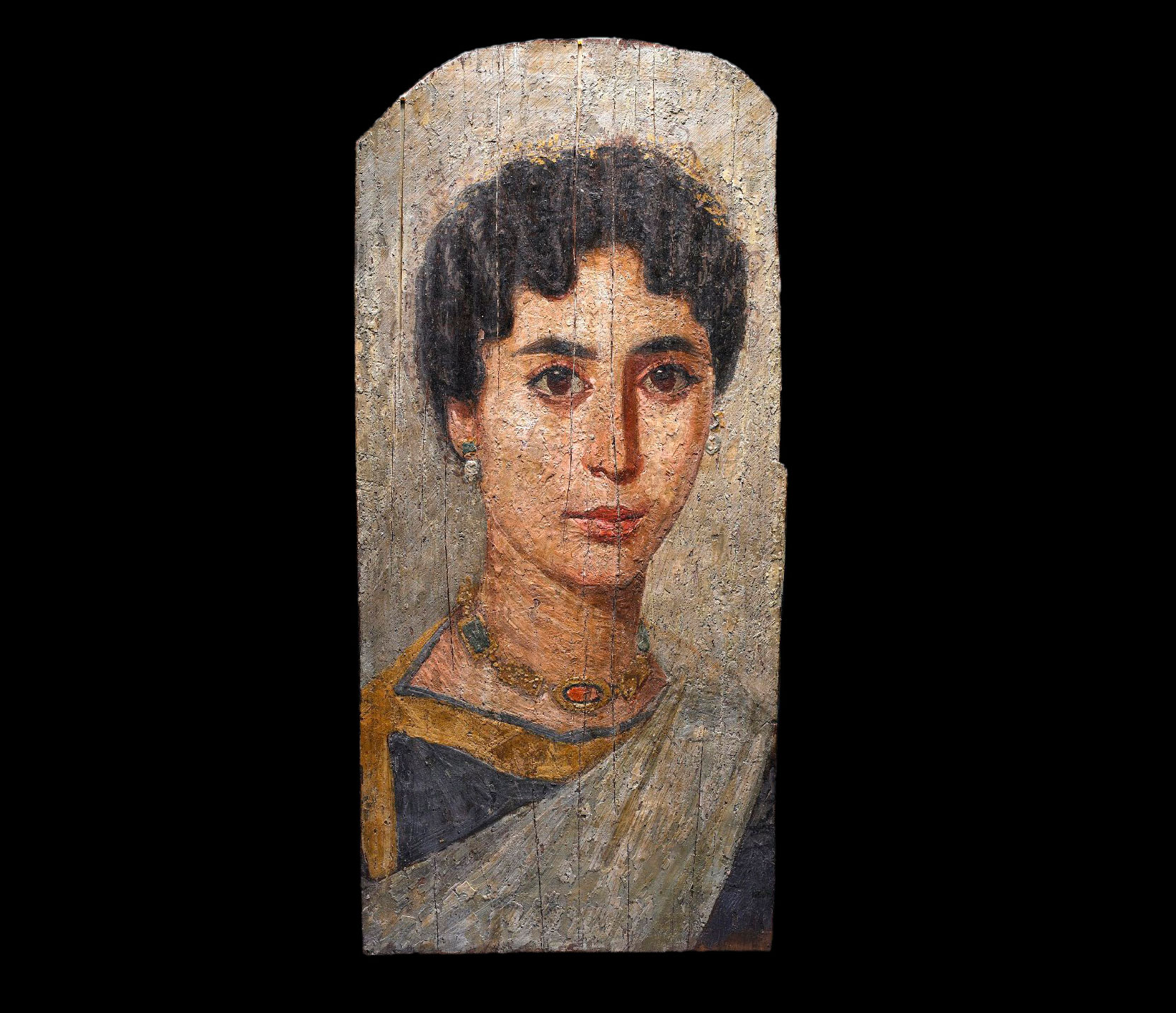 Pittura Romana Fayum Icons Archaeology Wiki