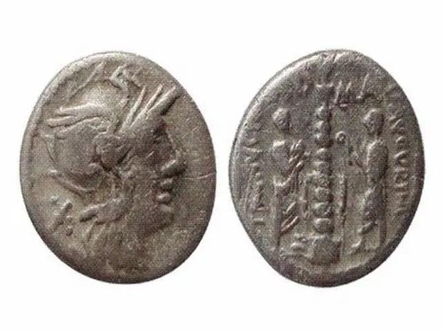 Aquae Calidae Coin 1