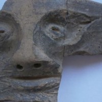 Archaeologists Discover Satyr Mask in Ancient Greek Emporium Pistiros in Thracians' Odrysian Kingdom near Bulgaria's Vetren