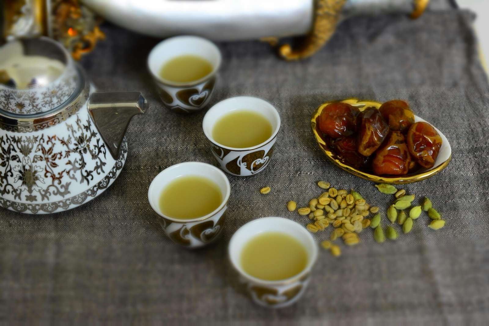 Arabica Tea Coffee Zeist Qahwa Arabic Coffee Recipe By Archana 39s Kitchen