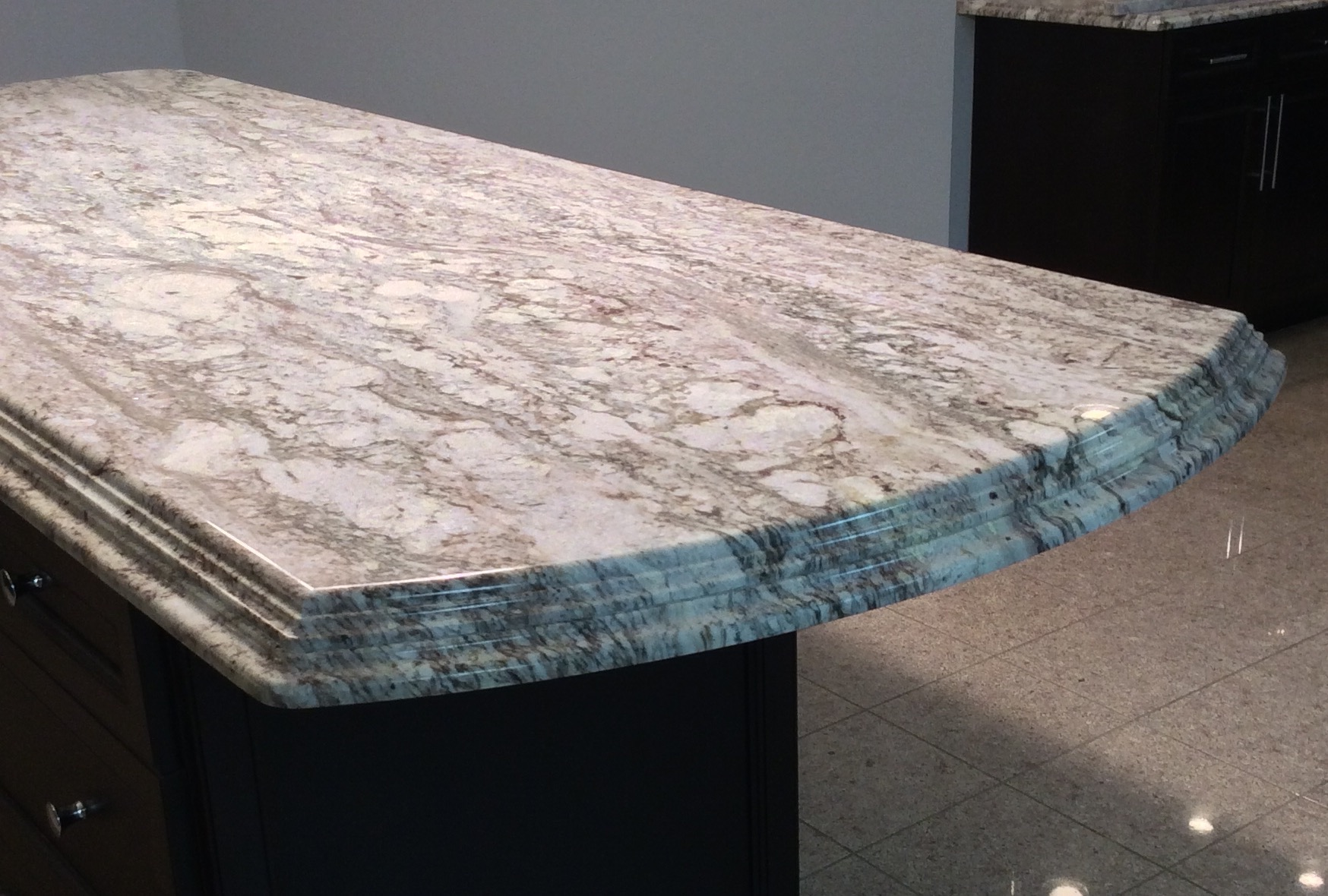Most Popular Granite Countertop Edges Granite Countertop Gallery St Louis