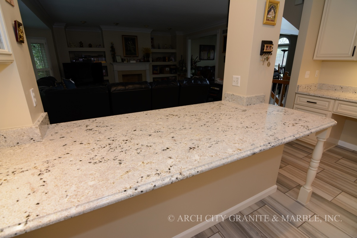 Different Kitchen Islands Granite Countertop Gallery In St. Louis Mo: Arch City Granite