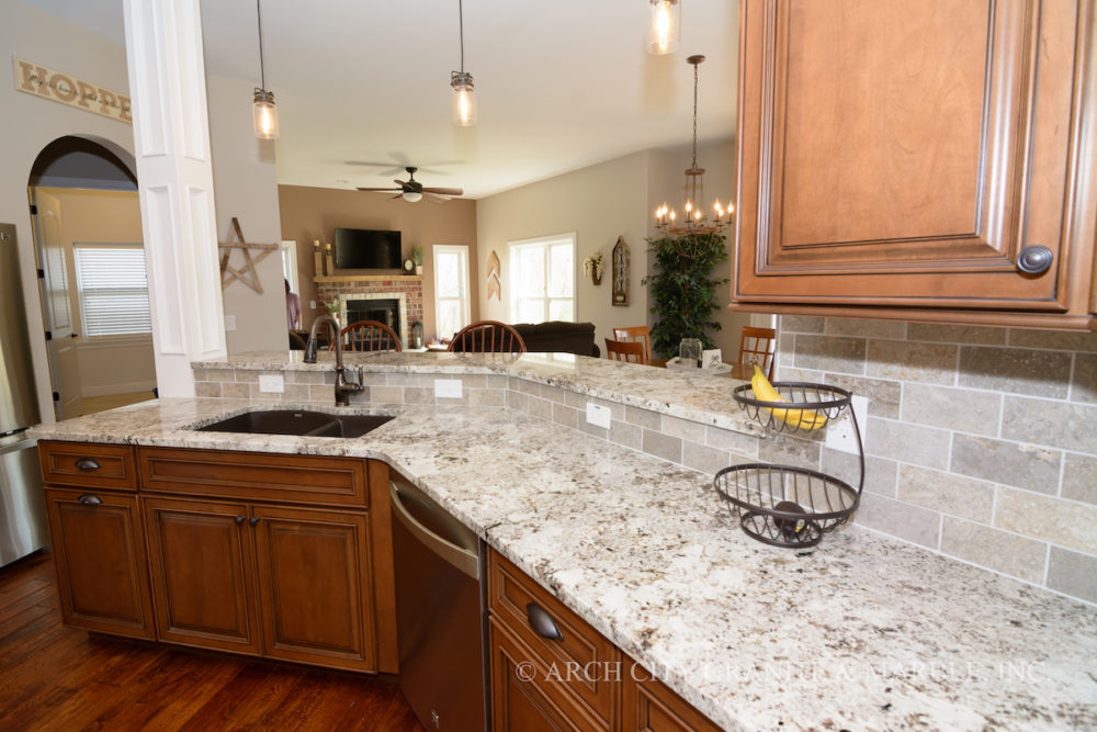 Water On Your Granite Countertops Can Water Ruin Granite