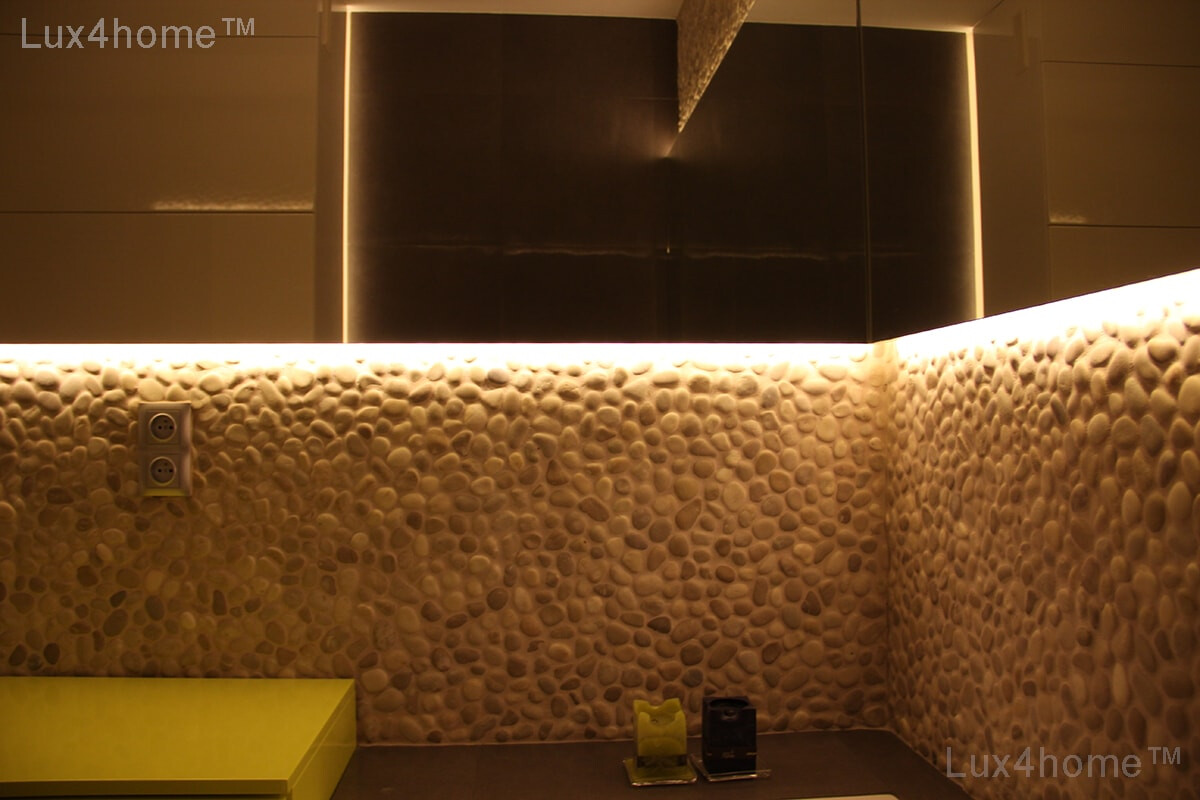 Pebble Tile Bathroom Beige Pebble Tiles By Lux4home Media Photos And Videos 3 Archello