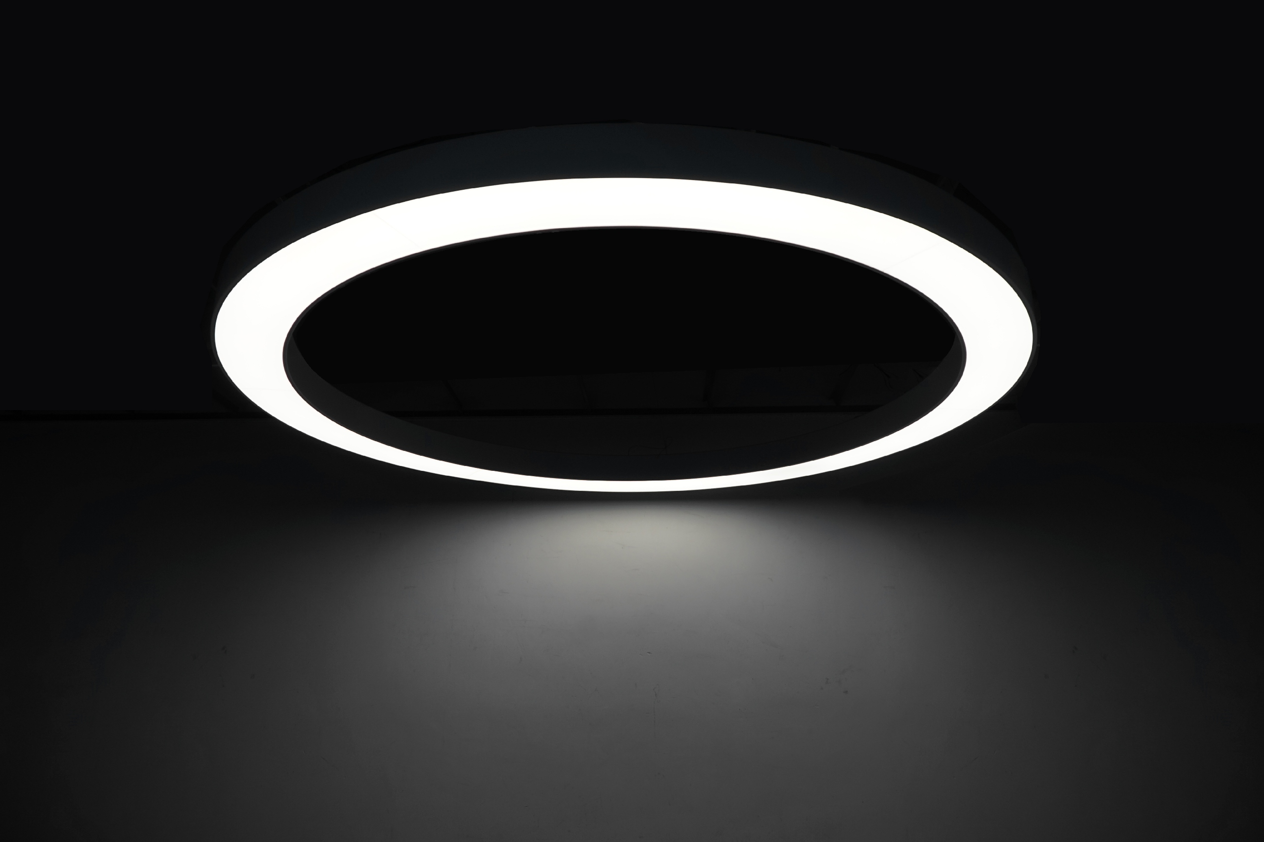 Large Circle Led Light By Neonny Archello - Lamp Led Circle
